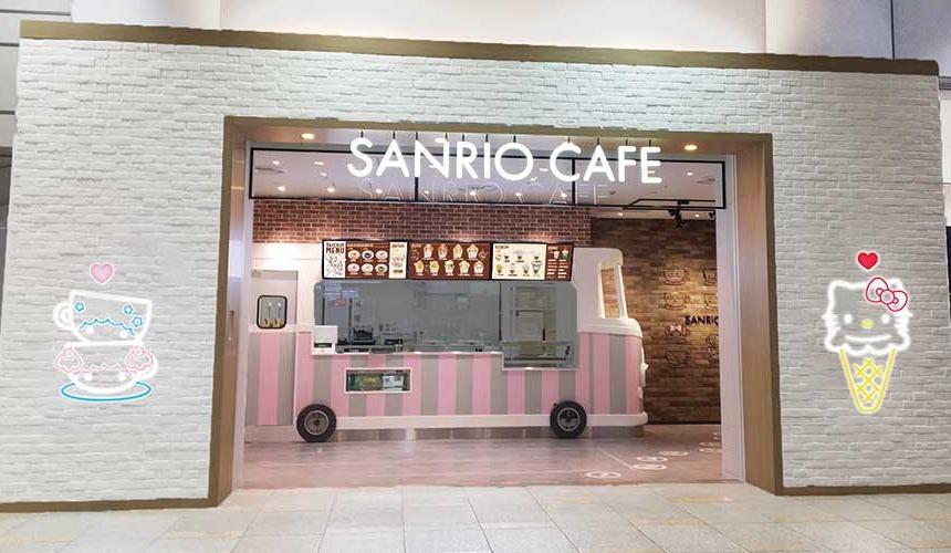 日本東京池袋自由行懶人包推薦景點三麗鷗咖啡SanrioCafe