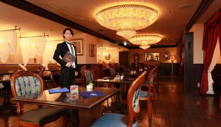 日本東京池袋自由行懶人包推薦景點執事喫茶Swallowtail