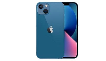 iPhone13顏色藍色