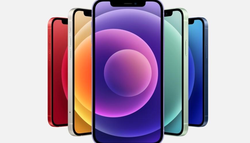 iphone12顏色