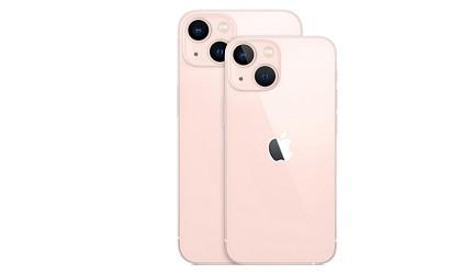 iPhone13顏色粉紅色