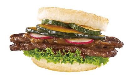 摩斯漢堡×獺祭