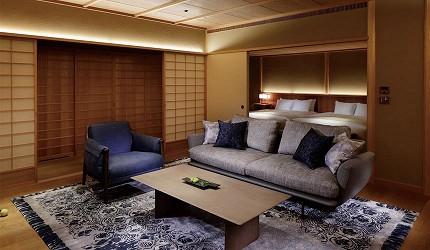 豪華五星級飯店「真松庵」
